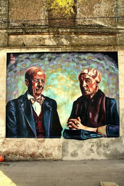 El marian new mural in villa ca s argentina for El mural pelicula argentina