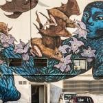 Ericailcane x Bastardilla New Mural For Festival Filosofia – Modena, Italy