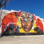 Ever New Mural In Arizona, USA