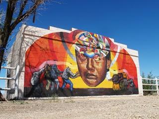 Ever New Mural In Arizona, USA