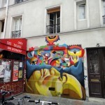 Ever New Mural In Paris