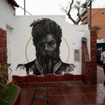 Evoca1 New Mural In Lima, Peru