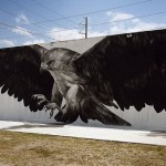 Evoca1 New Mural In Miami, USA
