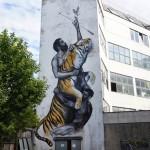 Evoca1 New Mural – Vienna, Austria