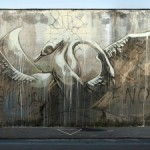 Faith47 New Mural In Gaeta, Italy