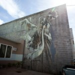 Faith47 New Mural In Honolulu, Hawaii