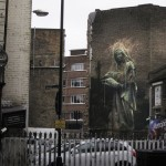Faith47 New Mural In London, UK (Part II)