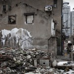 Faith47 New Murals In Shanghai, China