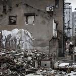 Faith47 New Murals In Shanghai, China