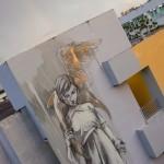 Work In Progress By Faith47 For Los Muros Hablan '13 – San Juan, Puerto Rico