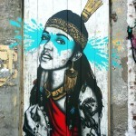 Fin DAC New Mural In Cartagena, Colombia