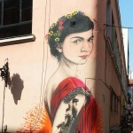 Fin DAC New Mural In Madrid, Spain (Part II)