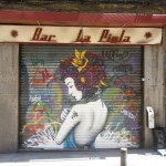 Fin DAC New Street Piece In Madrid, Spain (Part III)