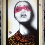 Fin DAC New Street Piece In Paris, France (Part II)