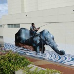 Fintan Magee New Mural In Wollongong, Australia