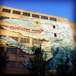 Ericailcane New Mural In Girona, Spain