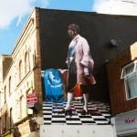 Conor Harrington New Mural In London