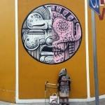 How & Nosm New Street Piece In Oaxaca, Mexico (Part II)