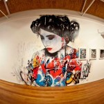 """Hush """"Sirens"""" Melbourne Solo Show Opening Coverage"""