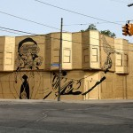 Hygienic Dress League New Mural In Cleveland, USA