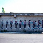 Hyuro New Mural In Terracina, Italy