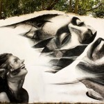 iNO x George P. Kavounis New Street Art Mural In Athens, Greece