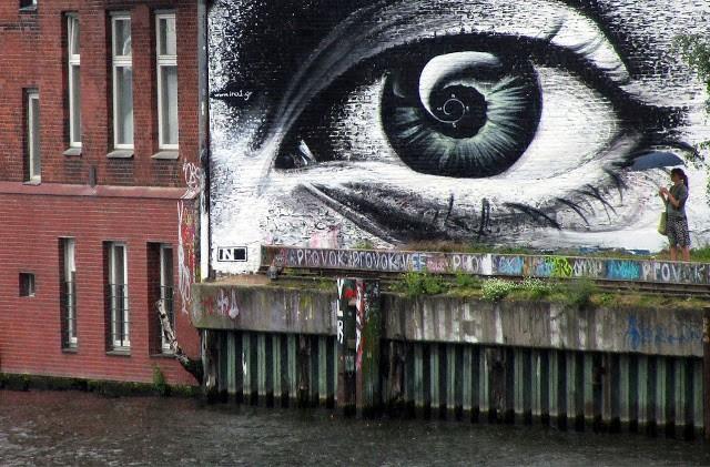 Ino New Mural In Berlin, Germany