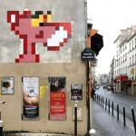 Invader New Invasion In Paris, France
