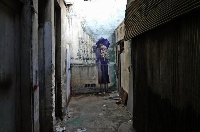 Jack Tml New Street Piece – Tel Aviv, Israel