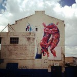 JAZ New Mural In Johannesburg, South Africa
