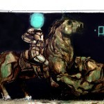 JAZ New Murals In Buenos-Aires , Argentina
