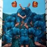 JAZ New Mural In Vienna, Austria