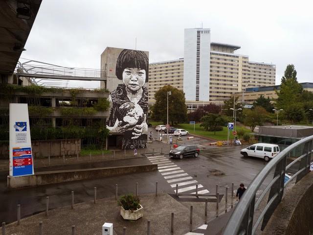 Jef Aerosol This World Is Your World New Street Art