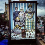 Pixel Pancho New Mural For Savage Habbit – Jersey City, USA