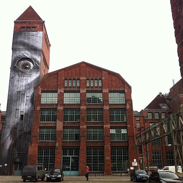 JR New Murals In Berlin, Germany (Part II)