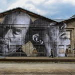 JR New Murals In Berlin, Germany (Part III)
