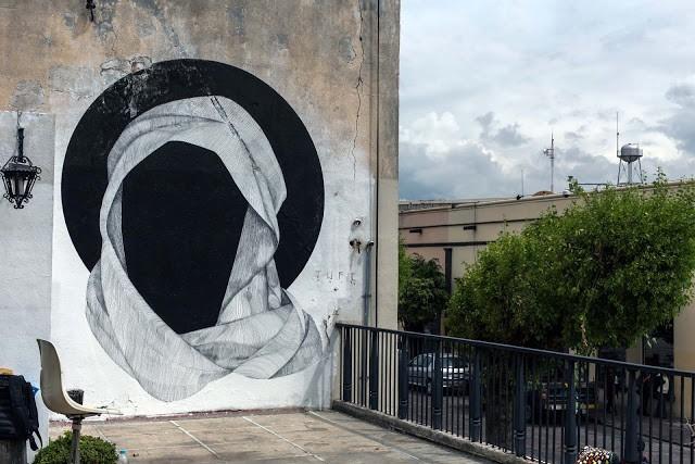 Jufe New Mural For Board Dripper In Queretaro, Mexico