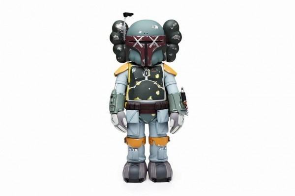 "Kaws ""Boba Fett"" Available January 26th, Tokyo, Japan"