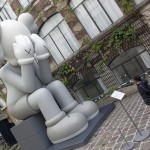 "KAWS ""Imaginary Friends"" Paris Exhibition Coverage"