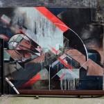 Nawer x Kofie New Mural In London