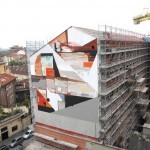Kofie New Mural In Turin, Italy