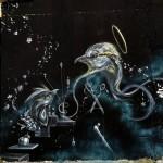 Kraser Tres New Mural In Bassano Del Grappa, Italy