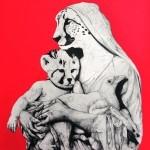 """JUFE – La Pandilla """"Madonna"""" StreetArtNews Print Available July 11th"""