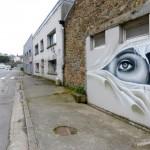 Liliwenn New Mural In Brest, France
