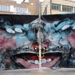 Anthony Lister New Murals In London, UK (Part III)