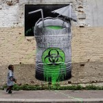 "Ludo ""Biohazard"" New Street Art – Paris, France"