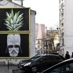 Ludo New Street Piece In Paris, France