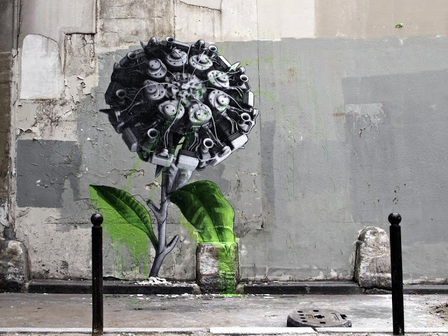 Ludo New Street Pieces In Paris, France