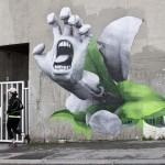 Ludo New Mural In Paris, France