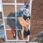 Martin Ron New Street Art In East London, UK